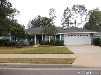 Gainesville FL Single Family Home For Sale: $274,900