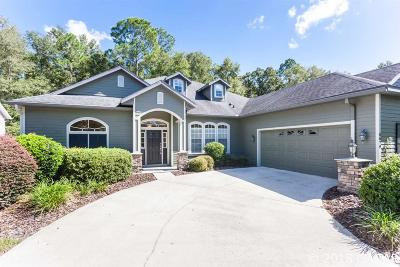 Gainesville Single Family Home For Sale: 6679 SW 88th Drive