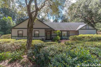 Gainesville Single Family Home For Sale: 8225 SW 47th Road