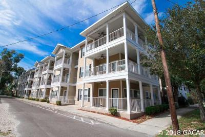 Gainesville FL Condo/Townhouse For Sale: $239,000
