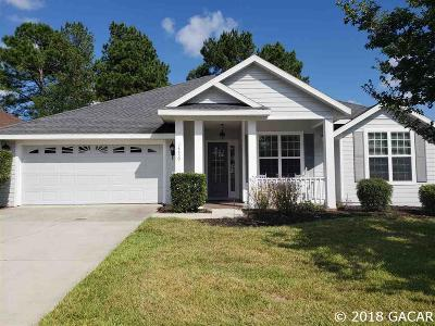 Newberry Single Family Home For Sale: 14450 NW 25TH Avenue