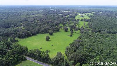 Micanopy Residential Lots & Land For Sale: TBD NW 210th Street