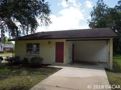 Gainesville Single Family Home Pending: 1246 SE 7th Avenue