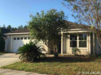 Alachua Single Family Home For Sale: 16241 NW 122nd Lane