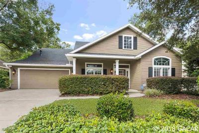 Gainesville FL Single Family Home For Sale: $420,000