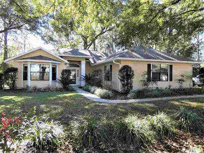 Alachua Single Family Home For Sale: 6019 NW 114TH Place