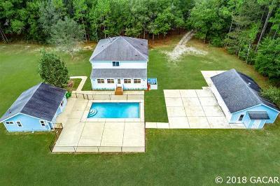 High Springs Single Family Home For Sale: 3280 NE SR 47