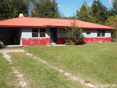 Bronson Single Family Home For Sale: 6716 NE 95 Court