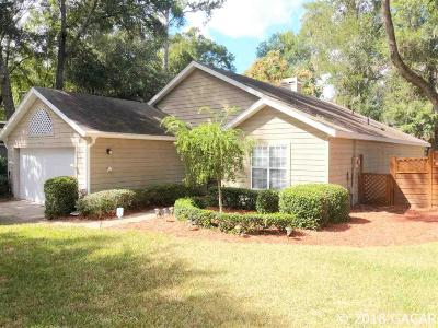 Newberry Single Family Home For Sale: 12302 NW 7th Lane