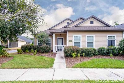 Gainesville Single Family Home For Sale: 7457 SW 81st Way