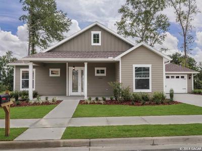 Alachua Single Family Home For Sale: 16742 NW 168TH Terrace