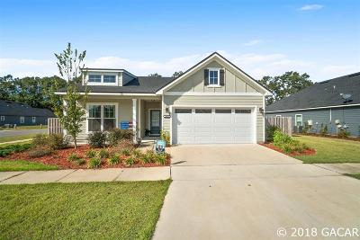 High Springs Single Family Home For Sale: 16612 NW 191ST Way