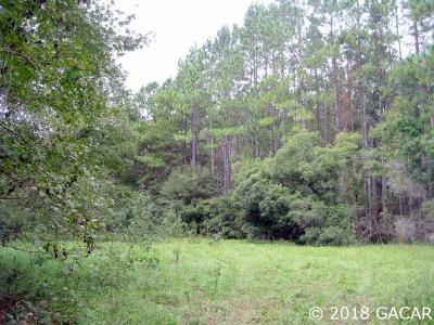 Alachua Residential Lots & Land For Sale: NW 202 Avenue