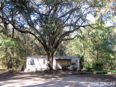 Alachua Single Family Home For Sale: 20302 NW 75th Street