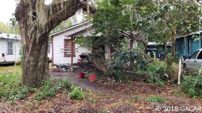 Gainesville Single Family Home For Sale: 413 SE 13TH Avenue