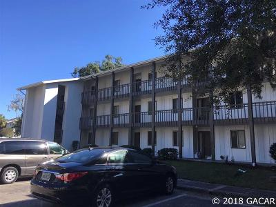 Gainesville Condo/Townhouse For Sale: 6519 W Newberry Road #210