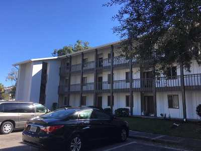 Gainesville Condo/Townhouse For Sale: 6519 W NEWBERRY Road #509