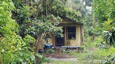 Gainesville Single Family Home For Sale: 1025 SE 5TH Avenue