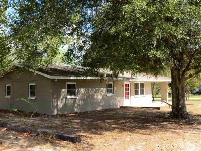 Bronson Single Family Home Pending: 10151 NE 60th Street