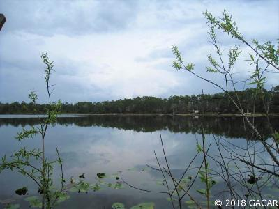 Hawthorne Residential Lots & Land For Sale: 231 Riley Lake Drive