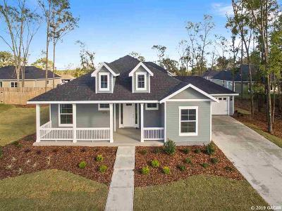 Alachua Single Family Home For Sale: 16775 NW 167th Street
