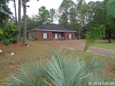 Williston Single Family Home For Sale: 17050 NE Highway 27