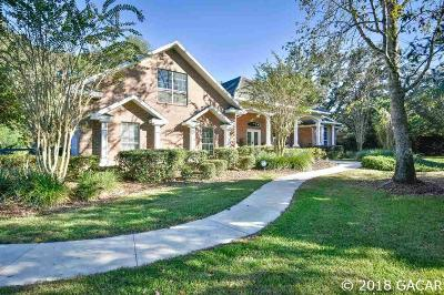 Gainesville Single Family Home For Sale: 1707 SW 108th Street