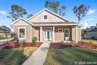 Alachua Single Family Home For Sale: 16796 NW 166 Drive