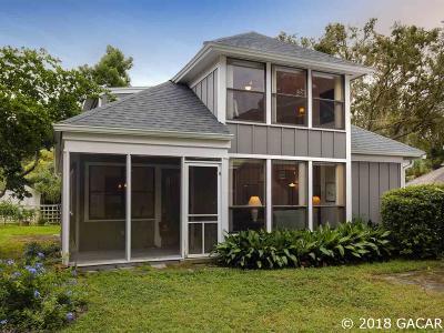 Gainesville Single Family Home For Sale: 307 NE 6th Avenue