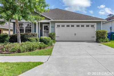 Alachua Single Family Home For Sale: 16030 NW 122ND Lane
