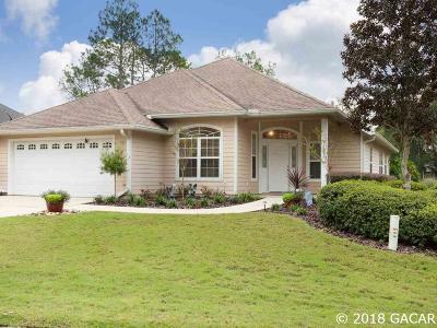 Alachua Single Family Home For Sale: 11523 NW 67th Terrace