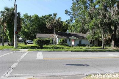 Gainesville Single Family Home For Sale: 205 NW 16TH Avenue