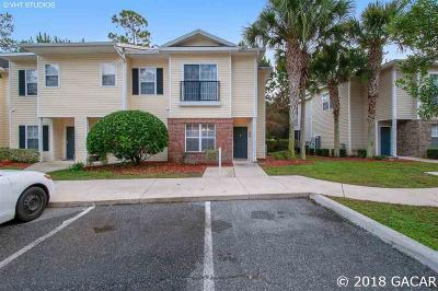 Gainesville Condo/Townhouse For Sale: 5007 NW 45th Road #108