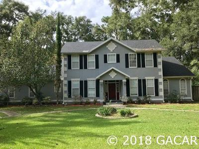 Gainesville FL Single Family Home For Sale: $359,000