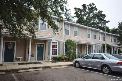 Gainesville Condo/Townhouse For Sale: 855 NW 21st Avenue