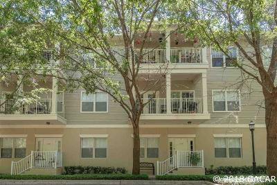 Gainesville FL Condo/Townhouse For Sale: $112,900
