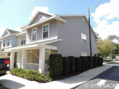 Gainesville FL Condo/Townhouse For Sale: $159,900