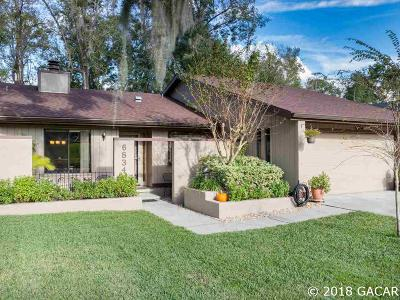 Alachua Single Family Home For Sale: 6834 NW 111th Lane