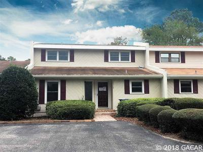 Alachua Condo/Townhouse For Sale: 6524 NW 115th Lane