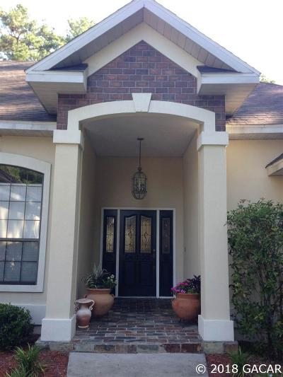 Gainesville FL Single Family Home For Sale: $475,707