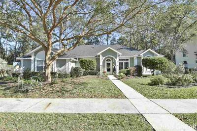 Gainesville Single Family Home For Sale: 6711 NW 38th Terrace