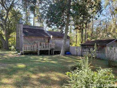Alachua Single Family Home For Sale: 12622 NW 73RD Terrace