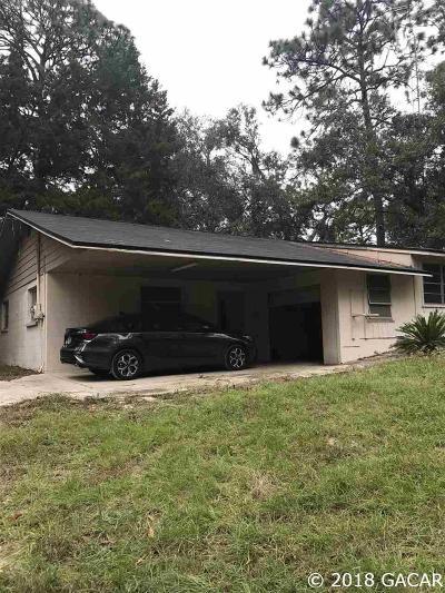 Melrose Single Family Home For Sale: 6584 Opal Lake Lane