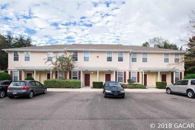 Gainesville FL Condo/Townhouse For Sale: $153,900