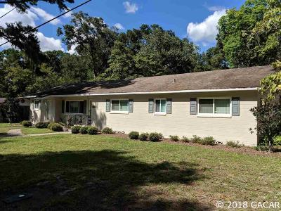 High Springs Single Family Home For Sale: 23720 NW 192nd Avenue