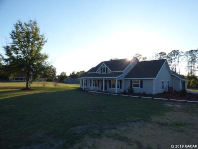 Williston Single Family Home For Sale: 17681 NE 27 Street