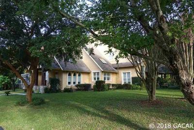 Reddick Single Family Home For Sale: 16638 W HWY 329