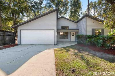Gainesville FL Single Family Home For Sale: $170,000