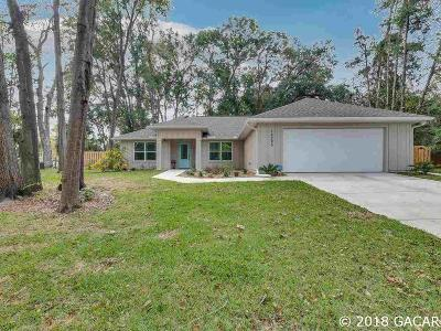 Alachua Single Family Home For Sale: 14285 NW 148 Place