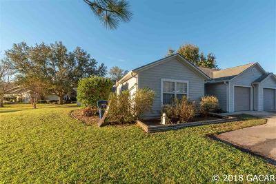 Alachua Condo/Townhouse For Sale: 6317 NW 109th Place